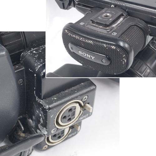 【HVR-Z1J ジャンク品】 SONY HDVカムコーダーHDVカムコーダー HVR-Z1J ジャンク品