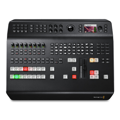 【ATEM Television Studio Pro HD】 Blackmagic Design ライブプロダクションスイッチャー
