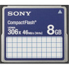 【NCFD8GP】SONY コンパクトフラッシュカード 8GB