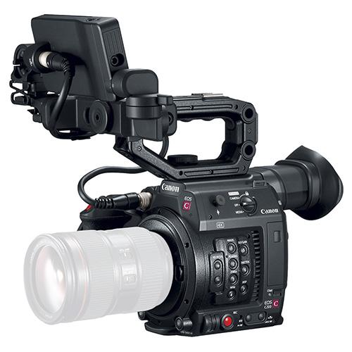 EOS C200 ボディ 製品画像